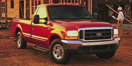 1999 Ford F-250 Super Duty XLT