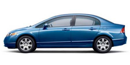 2006 Honda Civic Sedan LX