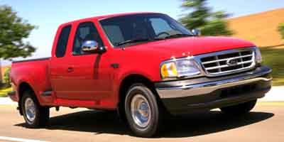 Used 2000 Ford F-150 LARIAT