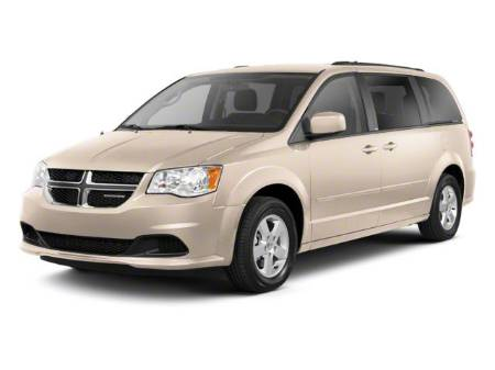 2012 Dodge Grand Caravan American Value Pkg