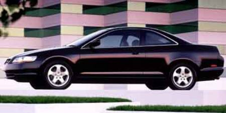 2000 Honda Accord Coupe EX w/Leather