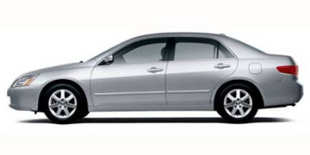2005 Honda Accord Sedan EX-L V6