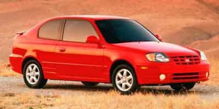 2003 Hyundai Accent Base