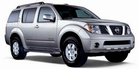 2005 Nissan Pathfinder SE OFF Road