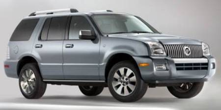 2006 Mercury Mountaineer Premier