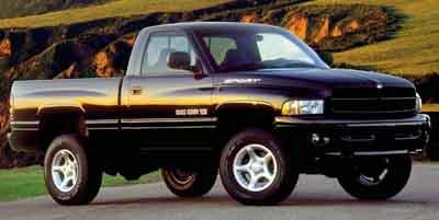 2000 Dodge RAM 1500 2DR Reg 119WB