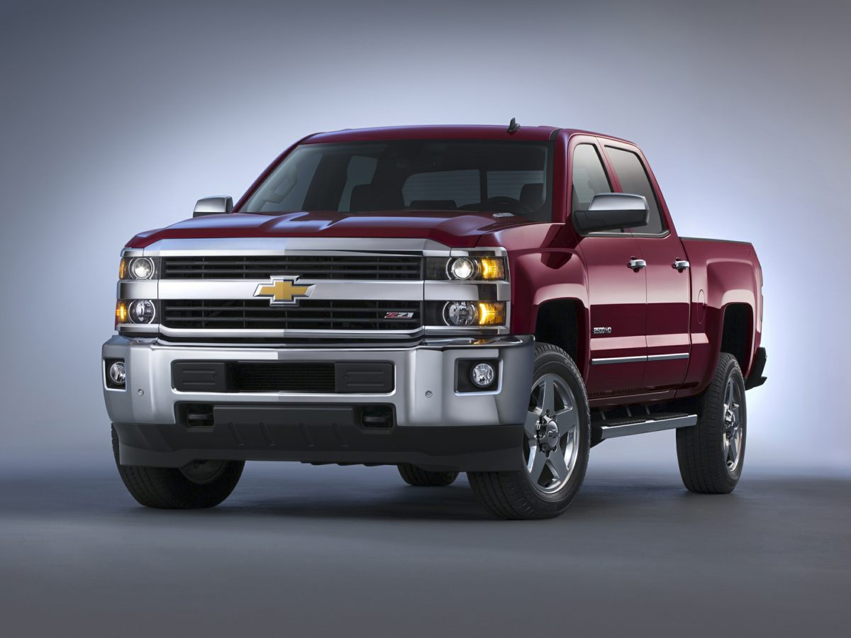 Used 2015 Chevrolet Silverado 2500HD Built After Aug 14 LTZ
