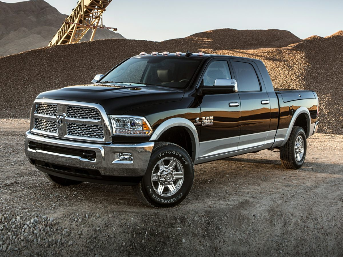 Used 2018 RAM 3500 Limited
