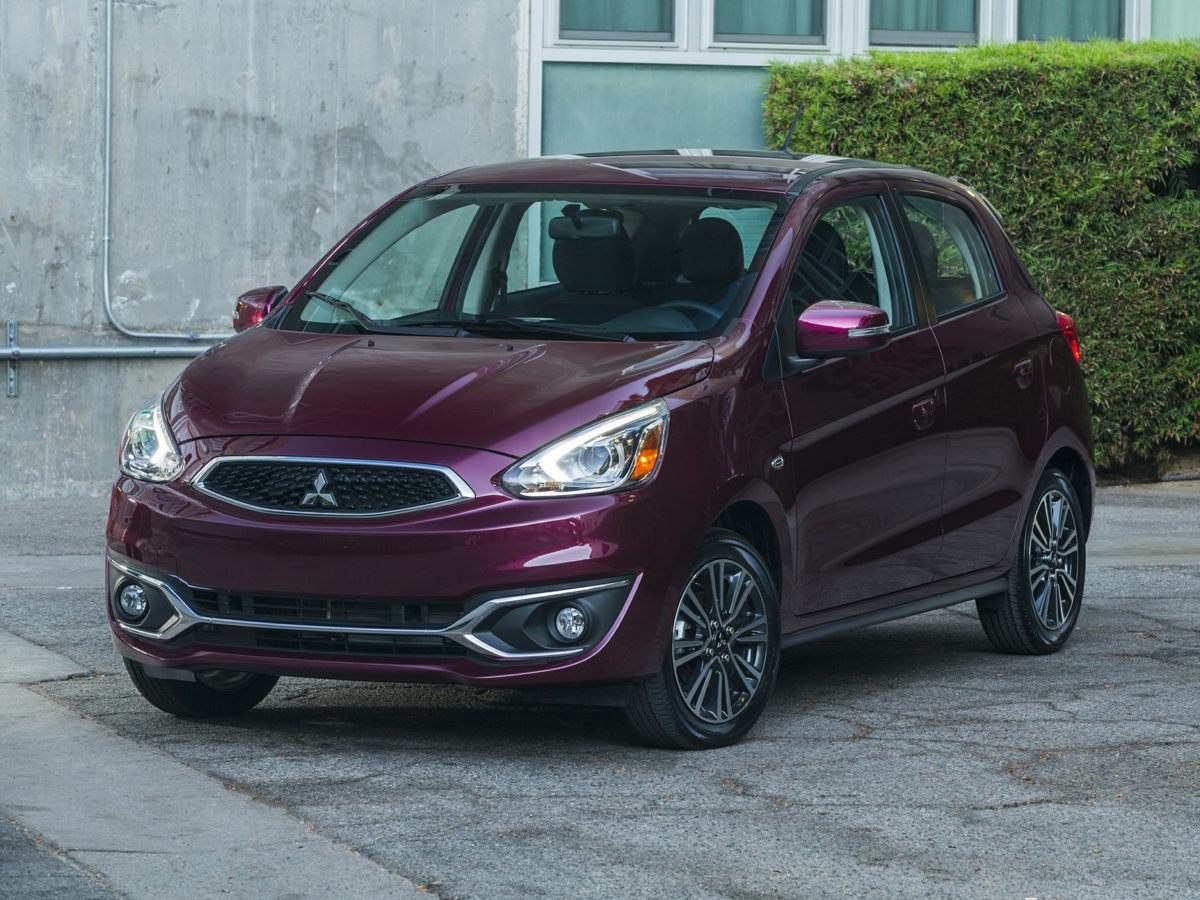 New 2020 Mitsubishi Mirage SE