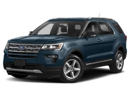 2019 Ford Explorer XLT Front-wheel Drive