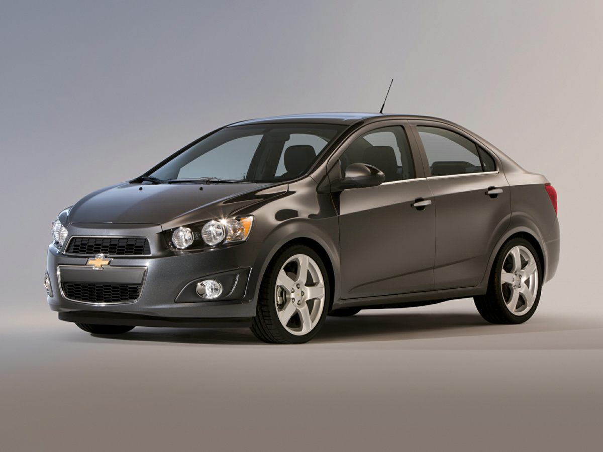 Used 2015 Chevrolet Sonic LT