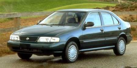 1997 Nissan Sentra 4DR Sedan XE AT