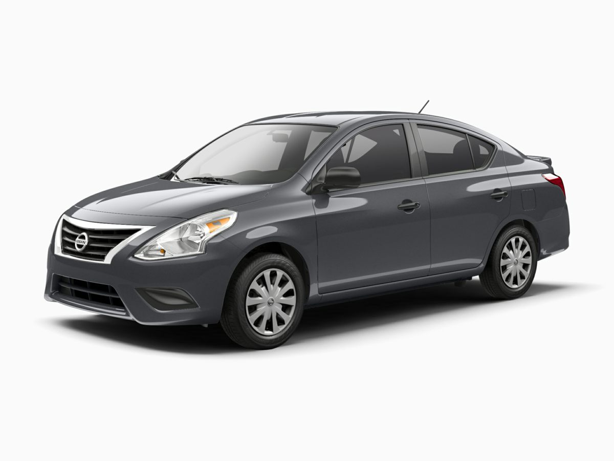 Used 2017 Nissan Versa Sedan S Plus