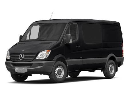 2013 Mercedes-Benz Sprinter Crew Vans 2500 144""