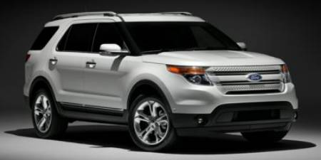 2014 Ford Explorer FWD