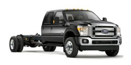 2016 Ford Super Duty F-550 DRW XLT