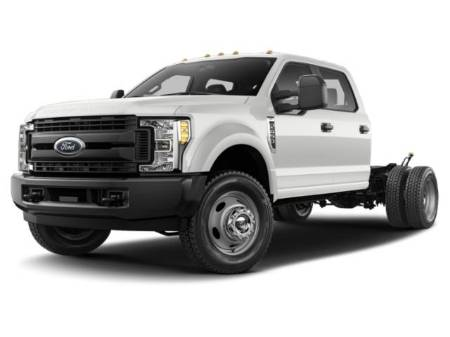 2018 Ford Super Duty F-350 DRW XLT