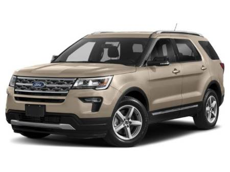 2018 Ford Explorer XLT Front-wheel Drive