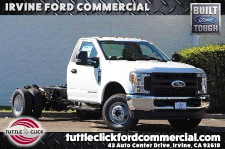 2019 Ford Super Duty F-350 DRW XL Diesel 4X4