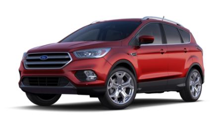 2019 Ford Escape 4DR TITANIUM AWD
