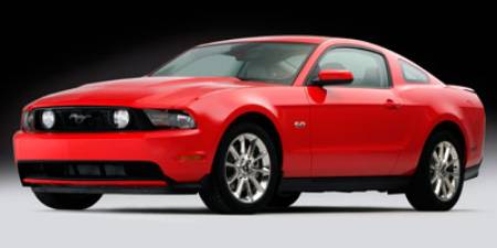 2012 Ford Mustang Coupe GT