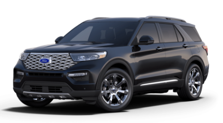 2020 Ford Explorer 4DR 4WD PLATINUM