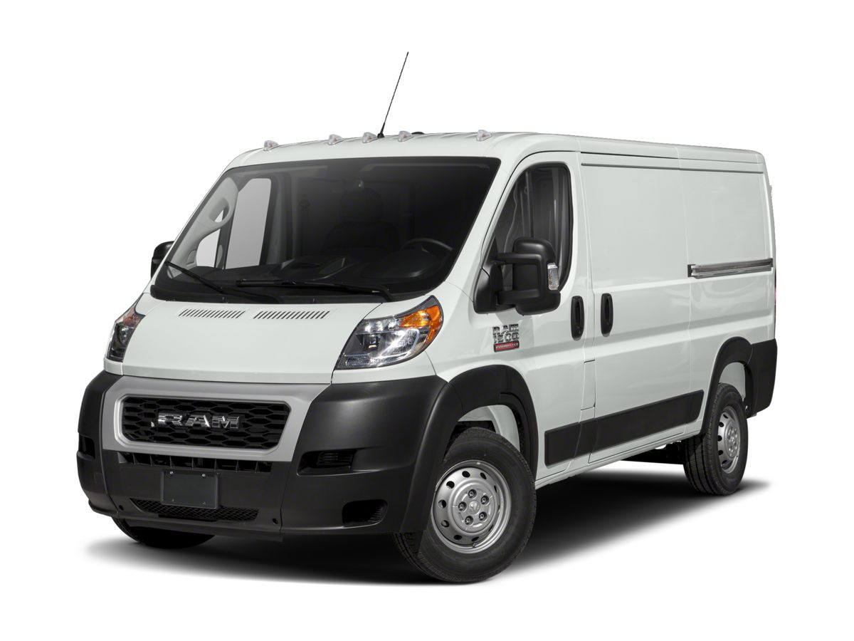 New 2020 RAM ProMaster Cargo Van Low Roof