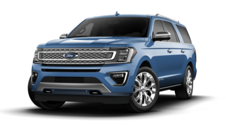 2019 Ford Expedition MAX Platinum MAX