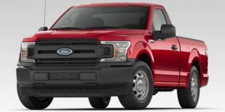 2020 Ford F-150 2WD Regular Cab Box