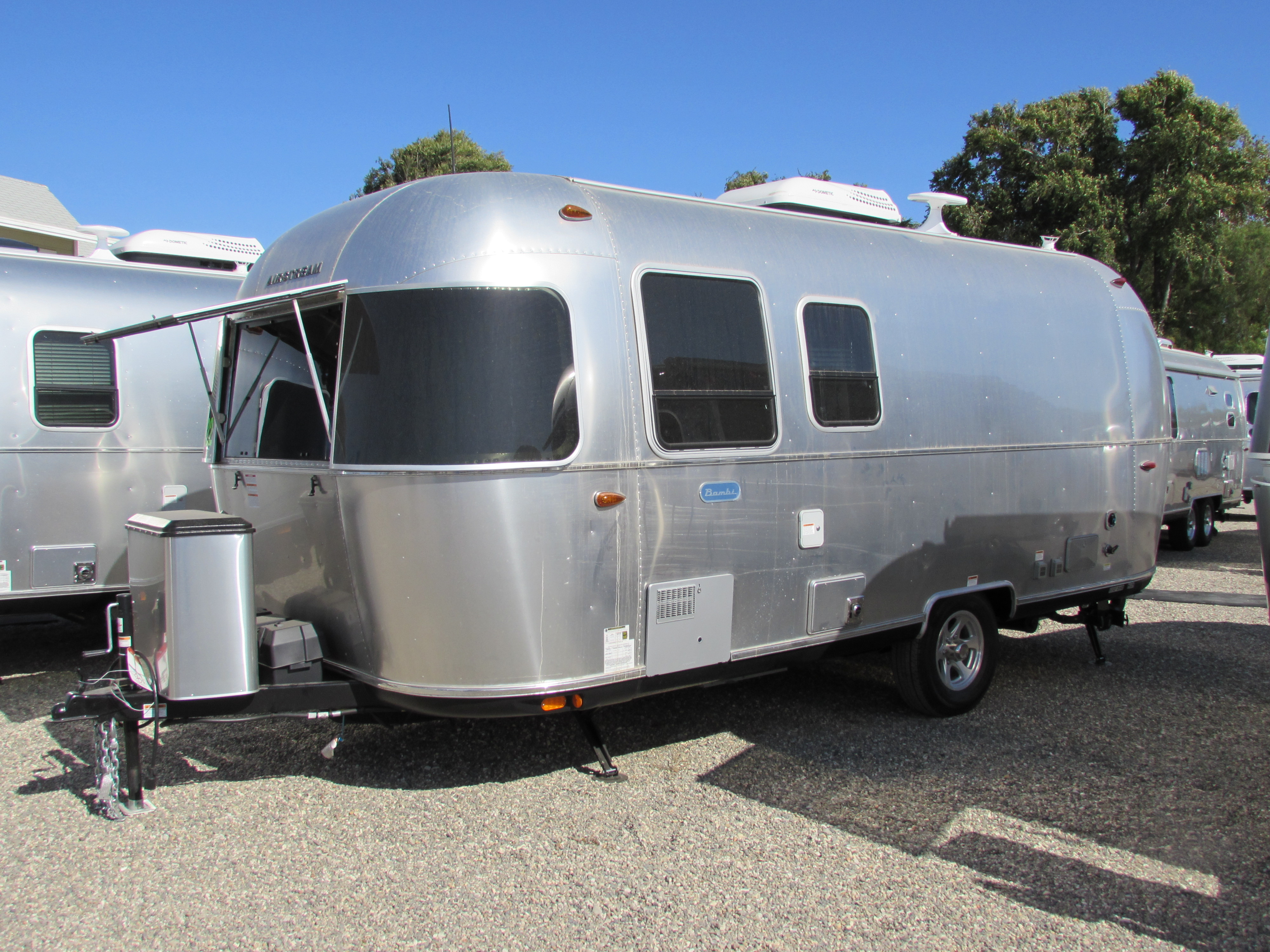 New 2020 Airstream Bambi 22FB