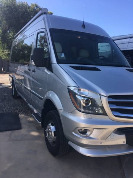2017 Airstream Interstate Grand Tour EXT 4X4