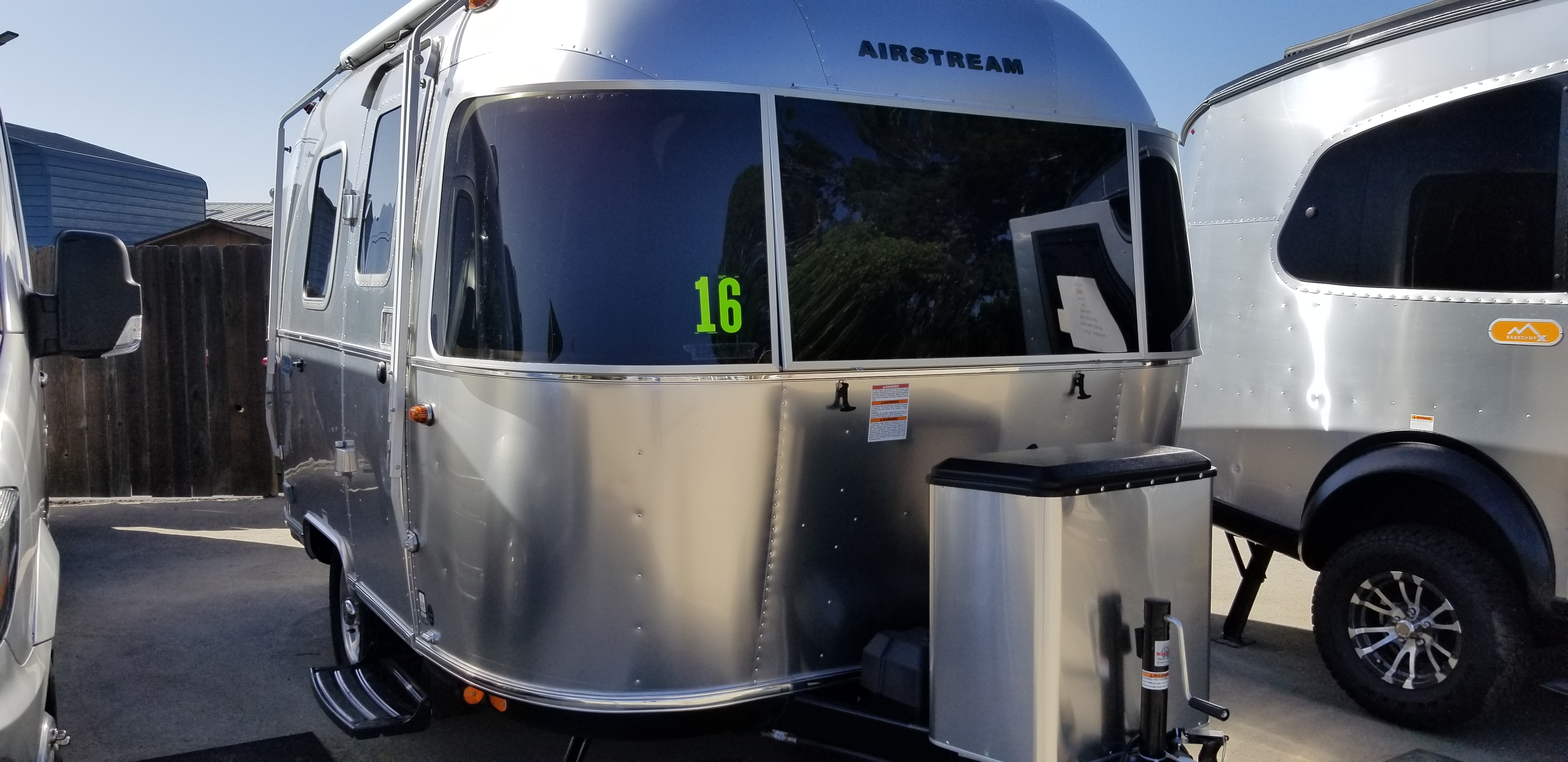 New 2020 Airstream Bambi 16RB