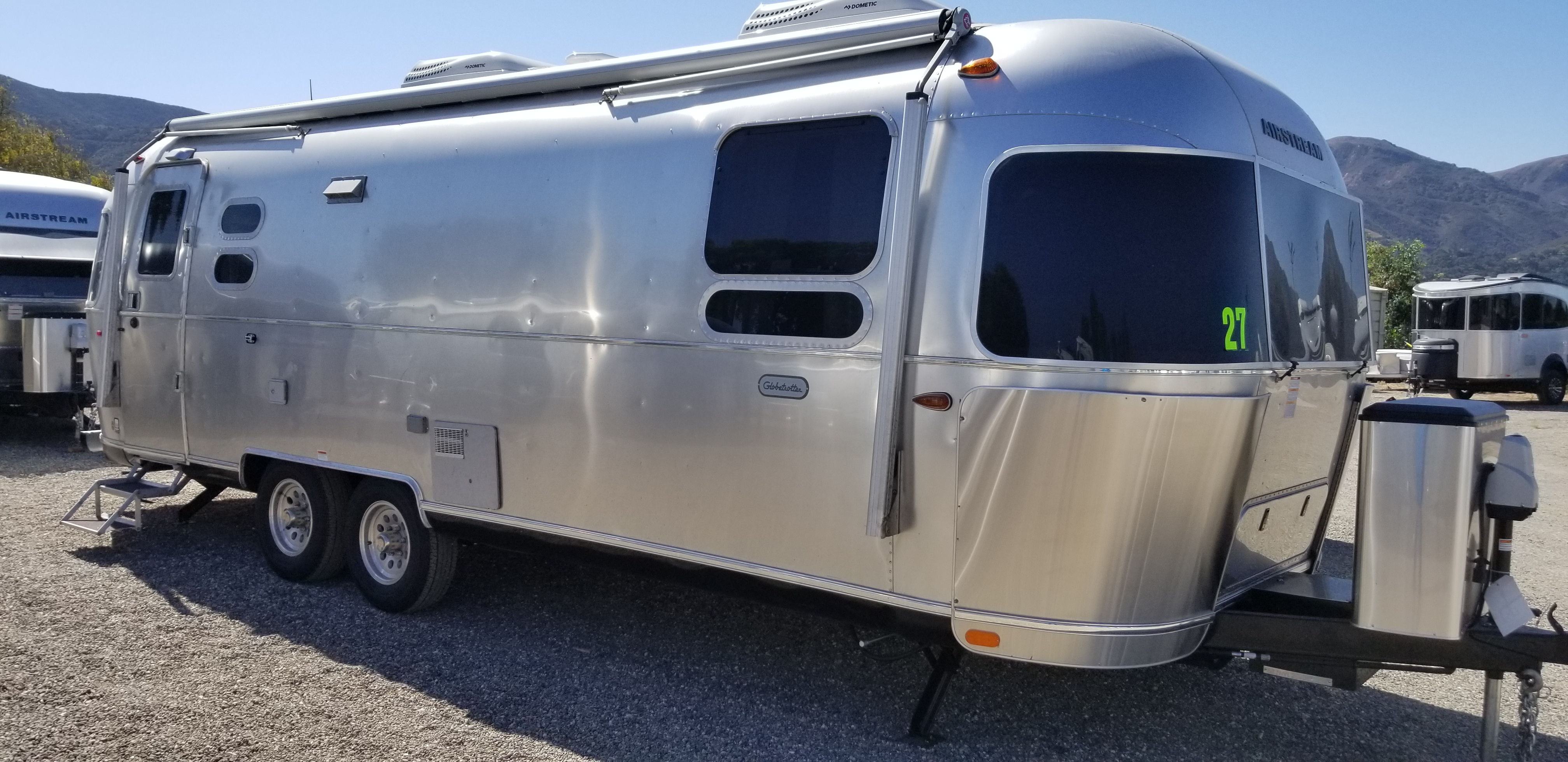 New 2020 Airstream Globetrotter 27FBQ