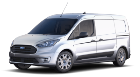 2020 Ford Transit Connect Commercial XLT Cargo Van