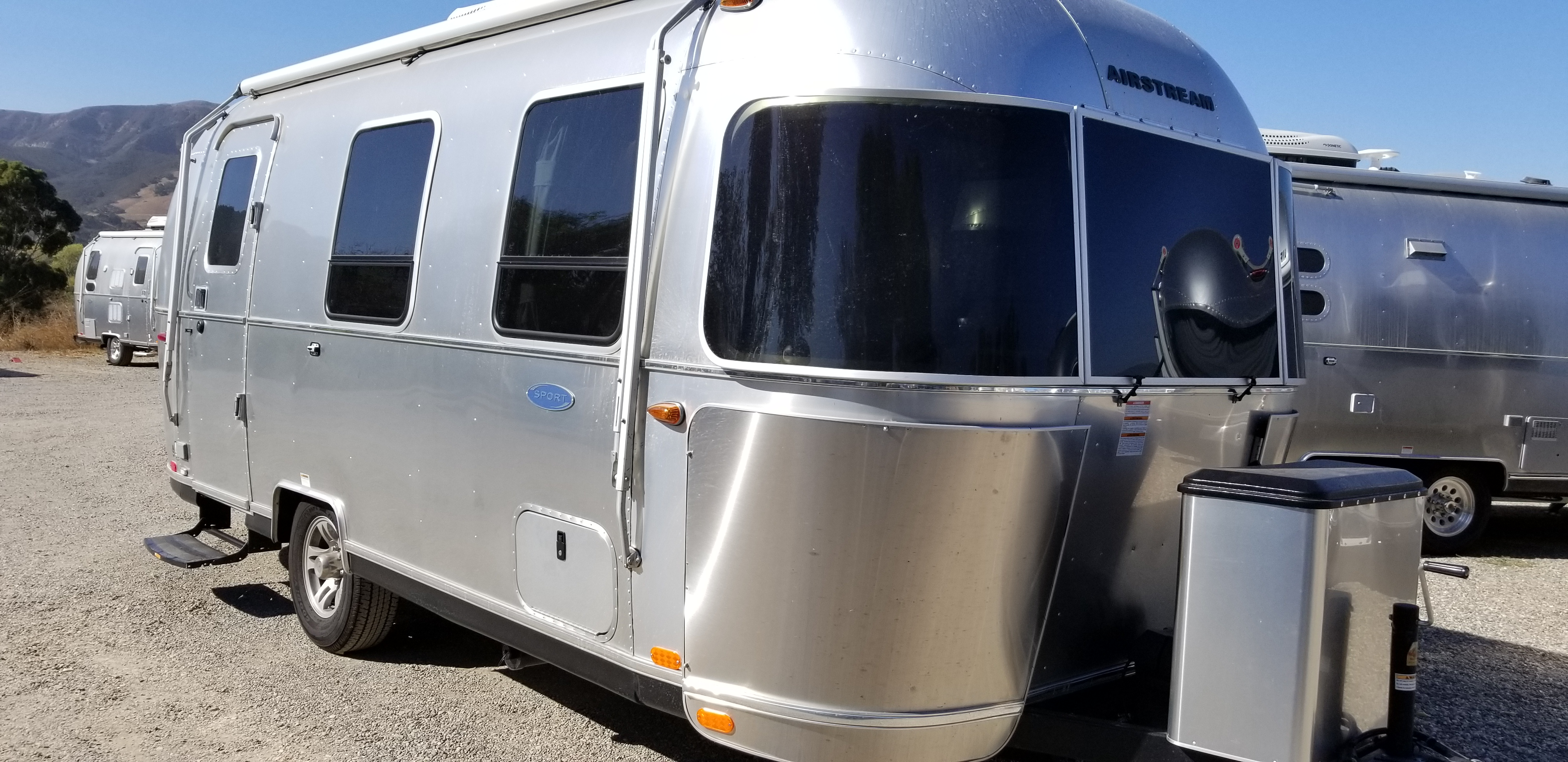 Used 2019 Airstream Bambi 22FB Sport