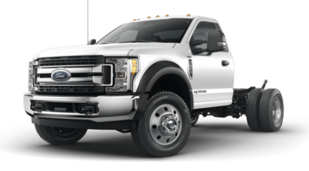 2019 Ford Super Duty F-550 DRW XLT