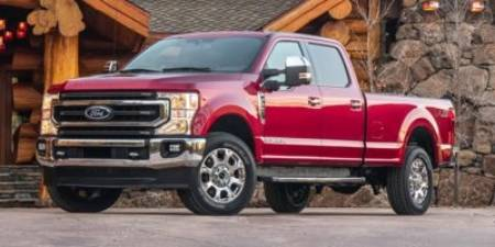 2020 Ford Super Duty F-350 DRW LARIAT 4WD Crew Cab 8' Box