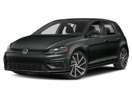 2019 Volkswagen Golf R 2.0T Manual w/DCC/Nav