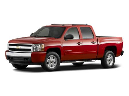 2008 Chevrolet Silverado 1500 LT with 1LT