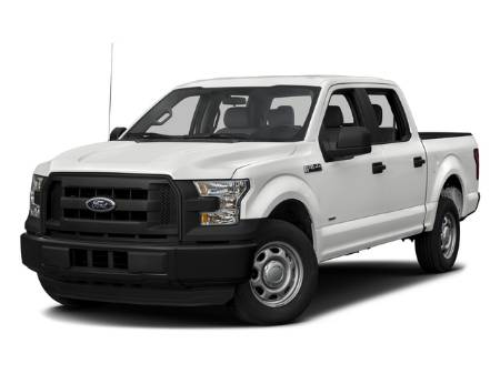 2017 Ford F-150 4WD