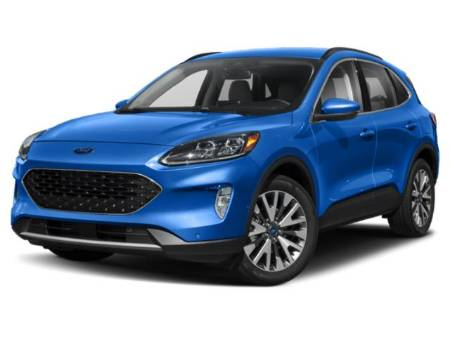 2020 Ford Escape Titanium Hybrid