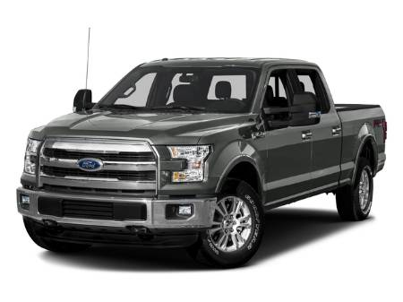 2016 Ford F-150 LARIAT 4X4 SuperCrew Cab Styleside 5.5 FT. Box 145 IN. WB