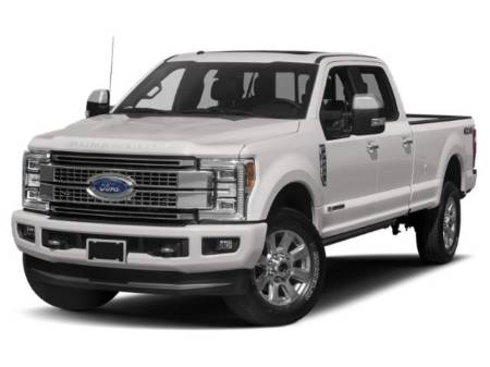 2018 Ford Super Duty F-250 SRW Limited