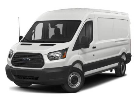 2019 Ford Transit Van Base w/Sliding Pass-Side Cargo Door Medium Roof Cargo Van 147.6 IN. WB