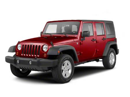 2011 Jeep Wrangler Unlimited Sahara