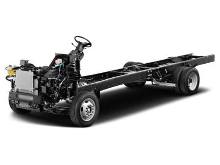 2019 Ford F-59 Commercial Stripped Chassis XL