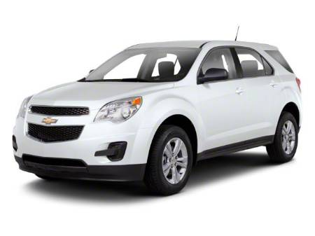 2012 Chevrolet Equinox LT with 1LT