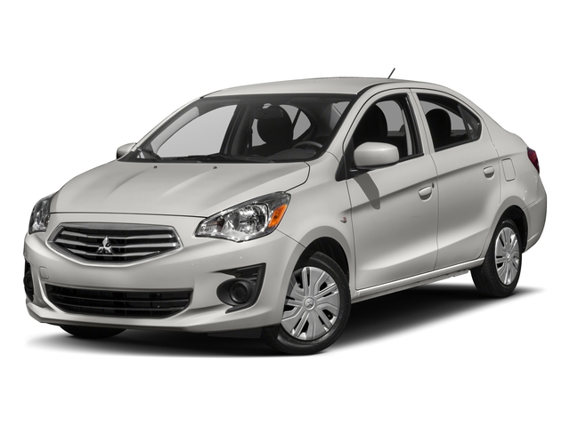 Used 2017 Mitsubishi Mirage G4 ES
