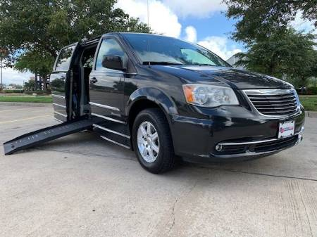 2012 Chrysler Town & Country Touring Wheelchair Van
