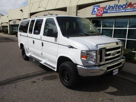 2013 Ford Econoline E-150 XL Wheelchair Van